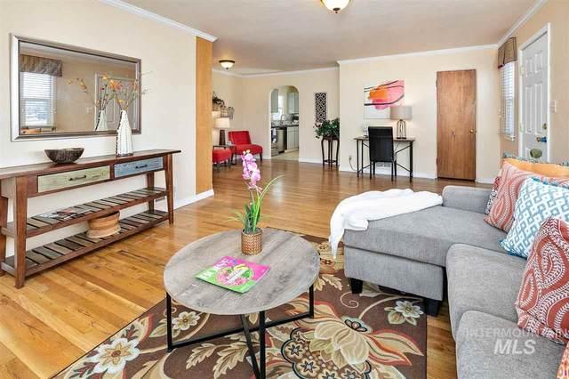820 S Shoshone Street, Boise, ID 83705 (MLS #98758059) :: Own Boise Real Estate