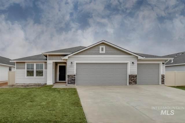 11846 W Teratai St, Star, ID 83669 (MLS #98758066) :: Minegar Gamble Premier Real Estate Services