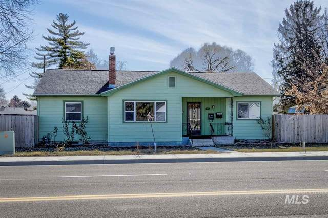 1607 N Amity, Nampa, ID 83686 (MLS #98758068) :: City of Trees Real Estate