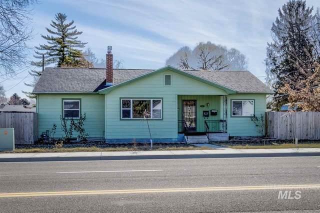 1607 N Amity, Nampa, ID 83686 (MLS #98758068) :: Minegar Gamble Premier Real Estate Services