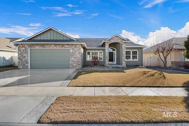 2915 E Hero Drive, Meridian, ID 83642 (MLS #98758081) :: Boise Home Pros