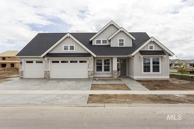 3779 E Murchison Street, Meridian, ID 83642 (MLS #98758083) :: Jon Gosche Real Estate, LLC