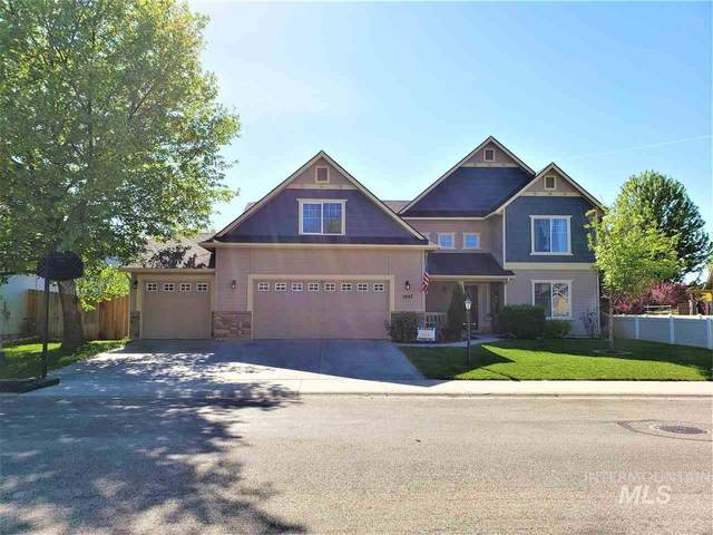 1047 N Manship, Meridian, ID 83642 (MLS #98758085) :: Minegar Gamble Premier Real Estate Services
