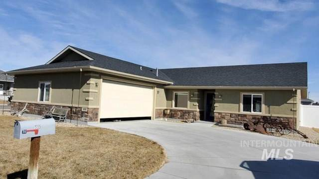 555 Clearwater Way, Heyburn, ID 83336 (MLS #98758095) :: Boise River Realty