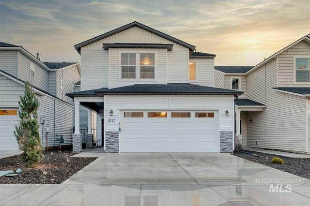 4064 E Esperanto St, Meridian, ID 83642 (MLS #98758096) :: New View Team