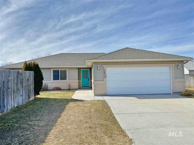 1353 Tara Street, Twin Falls, ID 83301 (MLS #98758100) :: Jon Gosche Real Estate, LLC