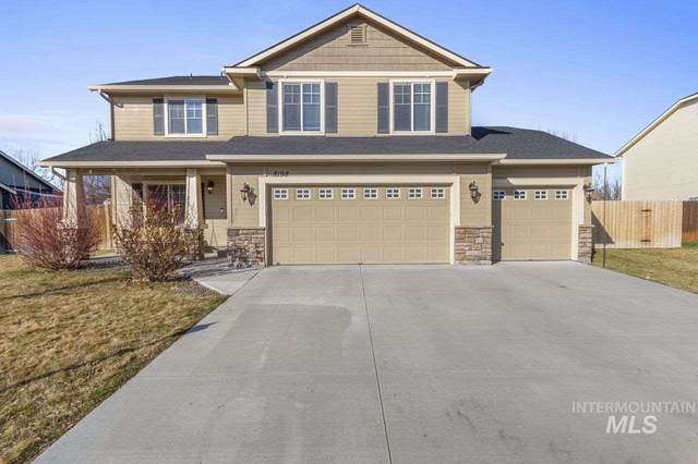 8198 E Portage, Nampa, ID 83687 (MLS #98758106) :: Own Boise Real Estate