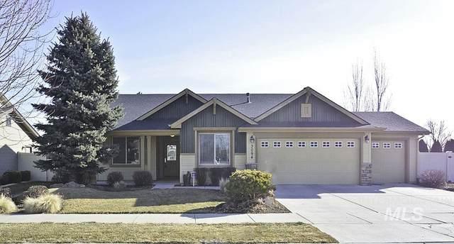 3094 Bailey Way, Meridian, ID 83642 (MLS #98758109) :: Minegar Gamble Premier Real Estate Services