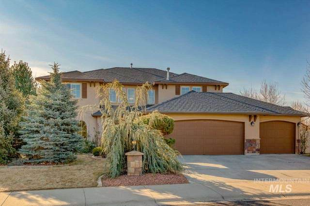 4559 W Steeplechase Dr., Meridian, ID 83642 (MLS #98758118) :: Boise Home Pros
