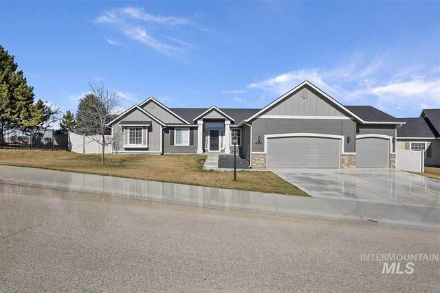 16380 Lewers Way, Caldwell, ID 83607 (MLS #98758119) :: Minegar Gamble Premier Real Estate Services