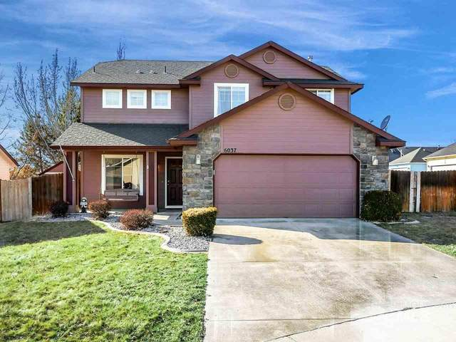 6037 S. Moonridge Avenue, Boise, ID 83709 (MLS #98758120) :: Jon Gosche Real Estate, LLC