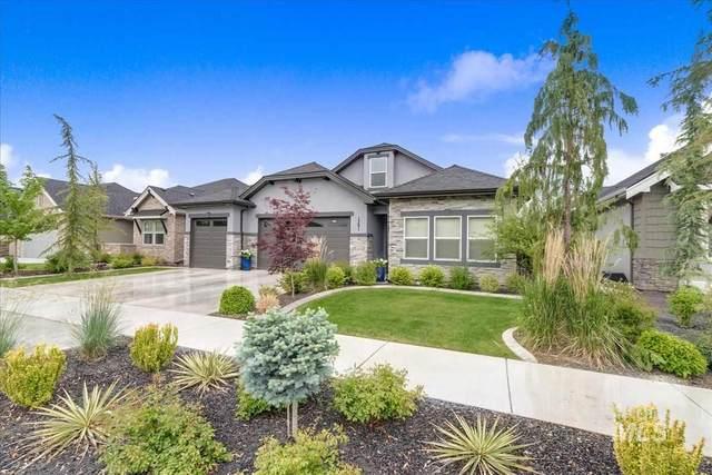 1391 N Lake Placid, Eagle, ID 83616 (MLS #98758124) :: City of Trees Real Estate