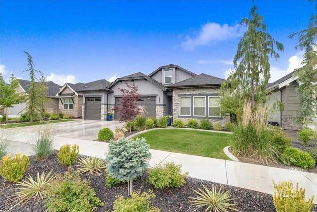 1391 N Lake Placid, Eagle, ID 83616 (MLS #98758124) :: Boise River Realty