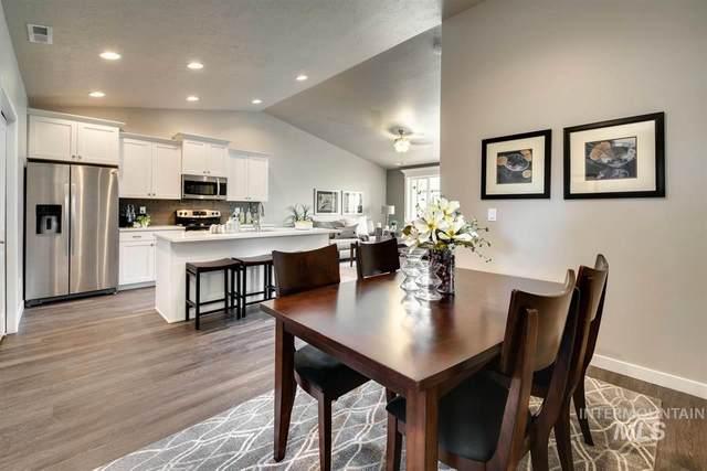 2356 E Cougar Creek St, Meridian, ID 83646 (MLS #98758137) :: Boise Home Pros