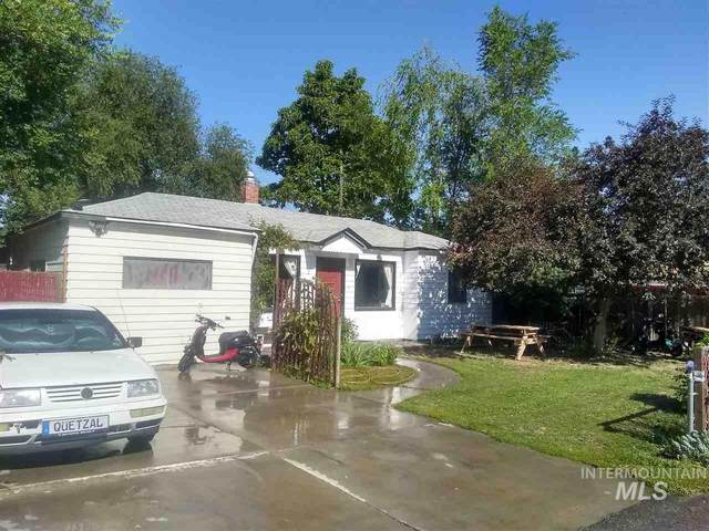 513 N Roosevelt Street, Boise, ID 83706 (MLS #98758149) :: Idahome and Land