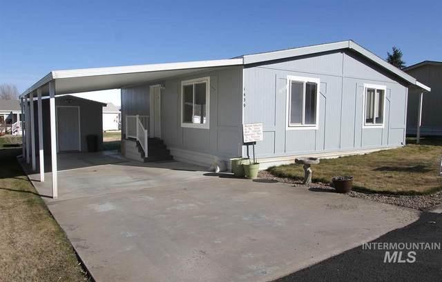 1439 Alder Ave Street Address , Lewiston, ID 83501 (MLS #98758152) :: Juniper Realty Group