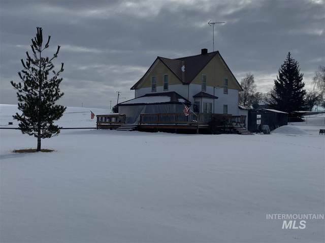 604 Beech St, Nezperce, ID 83543 (MLS #98758153) :: Boise River Realty