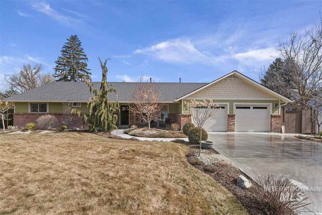 284 N 1st, Eagle, ID 83616 (MLS #98758154) :: Team One Group Real Estate