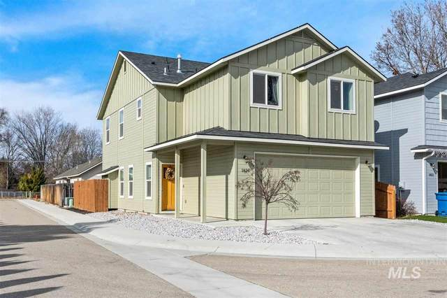 1826 S Curtis Rd, Boise, ID 83705 (MLS #98758162) :: Juniper Realty Group
