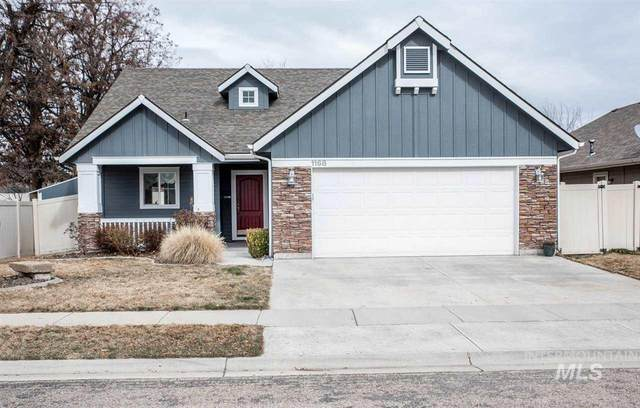 1168 E Pienza, Meridian, ID 83642 (MLS #98758177) :: Team One Group Real Estate