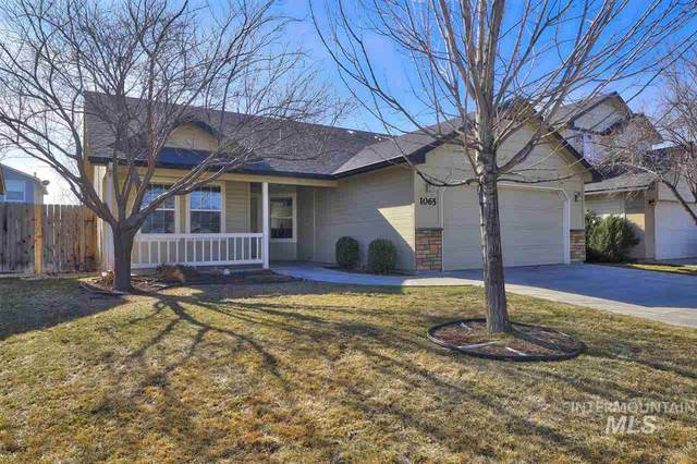 1065 W Ashby Dr, Meridian, ID 83646 (MLS #98758182) :: Team One Group Real Estate