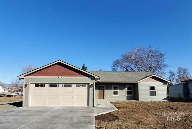 417 Linden Drive, Lewiston, ID 83501 (MLS #98758203) :: Juniper Realty Group