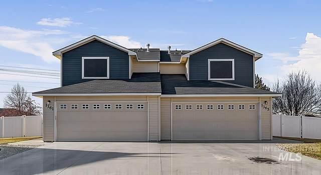1361-1365 N Gingham Ave., Kuna, ID 83634 (MLS #98758209) :: Idaho Real Estate Pros