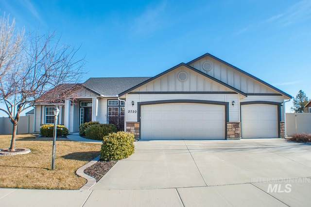 2720 W Gainsboro Dr, Kuna, ID 83634 (MLS #98758233) :: Idaho Real Estate Pros