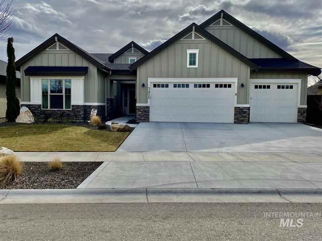 3455 W Bay Oak, Meridian, ID 83646 (MLS #98758234) :: Own Boise Real Estate