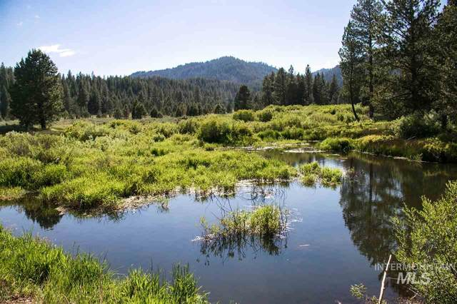 1619 Harris Creek Rd, Placerville, ID 83666 (MLS #98758238) :: Team One Group Real Estate