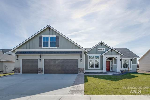 13818 S Piano Ave., Nampa, ID 83651 (MLS #98758244) :: New View Team