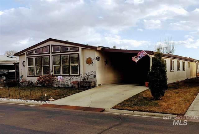 1907 W Flamingo #32, Nampa, ID 83651 (MLS #98758251) :: Michael Ryan Real Estate