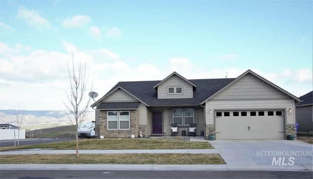 1711 Pioneer Drive, Lewiston, ID 83501 (MLS #98758256) :: Juniper Realty Group