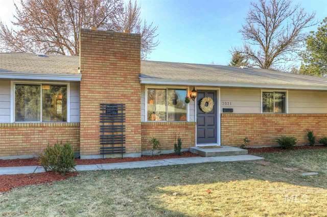 2021 W Tendoy, Boise, ID 83705 (MLS #98758266) :: Own Boise Real Estate