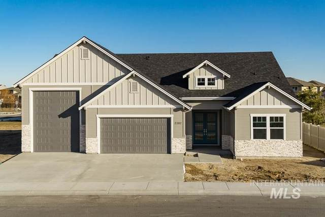 2382 E Daulby St, Meridian, ID 83642 (MLS #98758279) :: Team One Group Real Estate