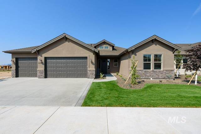 4241 W Anatole St., Meridian, ID 83646 (MLS #98758298) :: New View Team