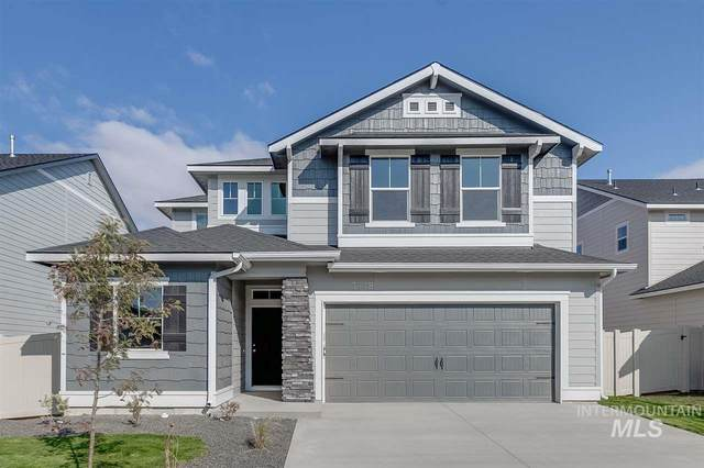3954 W Peak Cloud Dr, Meridian, ID 83642 (MLS #98758304) :: Jon Gosche Real Estate, LLC
