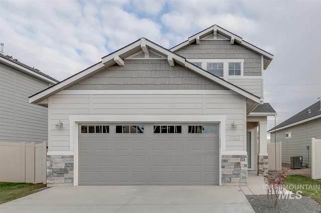 3945 W Peak Cloud Dr, Meridian, ID 83642 (MLS #98758315) :: Team One Group Real Estate