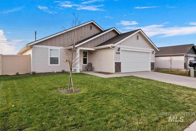 7693 E Declaration Dr., Nampa, ID 83687 (MLS #98758323) :: Team One Group Real Estate