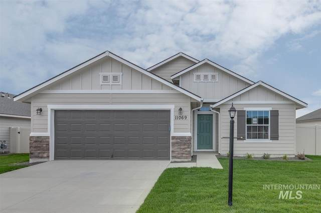 12765 Ironstone Dr., Nampa, ID 83651 (MLS #98758344) :: Team One Group Real Estate