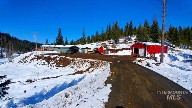 149 Tinker Creek Lane, Kooskia, ID 83539 (MLS #98758347) :: Jon Gosche Real Estate, LLC