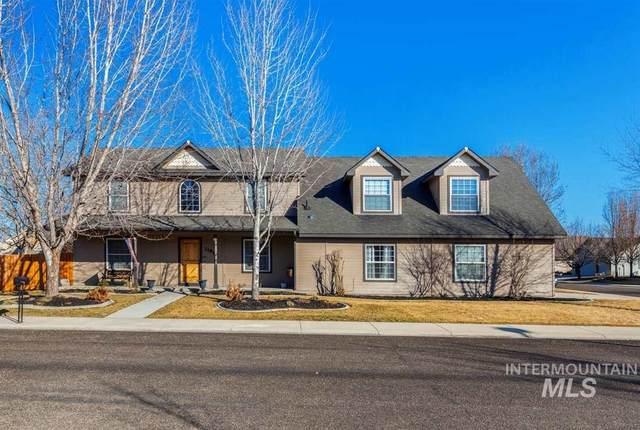 2188 N Montgomery, Meridian, ID 83646 (MLS #98758390) :: Boise River Realty