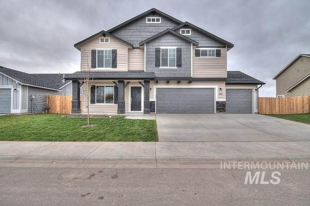 809 Grizzly Drive, Twin Falls, ID 83301 (MLS #98758410) :: Team One Group Real Estate
