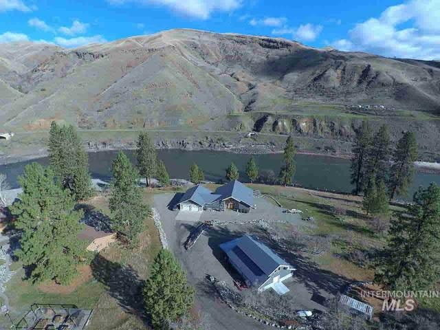 114 Scott Road, White Bird, ID 83554 (MLS #98758413) :: Jon Gosche Real Estate, LLC