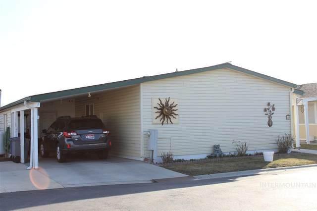 1907 W Flamingo Ave #146, Nampa, ID 83651 (MLS #98758414) :: Juniper Realty Group