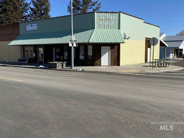 423 Oak St, Nezperce, ID 83543 (MLS #98758438) :: Minegar Gamble Premier Real Estate Services