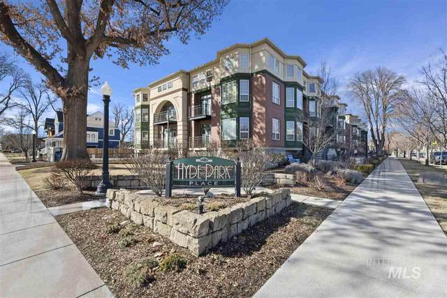 1207 W Fort St #215, Boise, ID 83702 (MLS #98758450) :: Team One Group Real Estate
