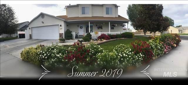 497 Hunter Ave, Twin Falls, ID 83301 (MLS #98758461) :: Adam Alexander