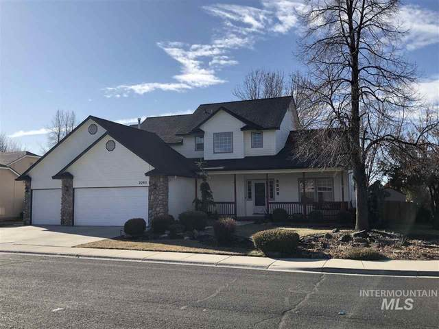 2295 E Gleneagle, Eagle, ID 83616 (MLS #98758469) :: Team One Group Real Estate