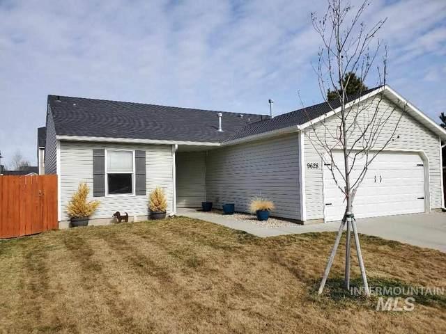 9628 W Idlewood Drive, Boise, ID 83709 (MLS #98758501) :: Team One Group Real Estate